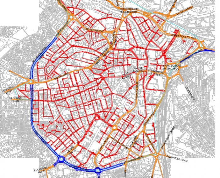 CycleSheffield response to Sheffield City Council\'s proposed ...